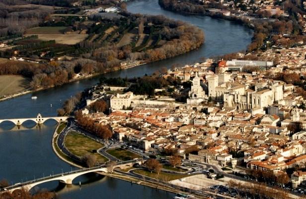 Авиньон – город для романтиков