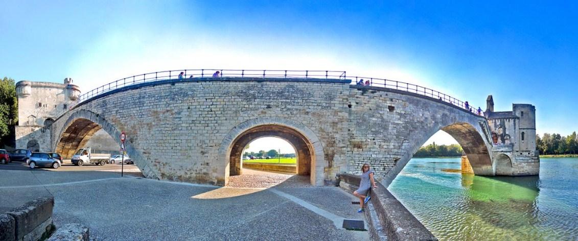 Легендарный мост Сен-Бенезе