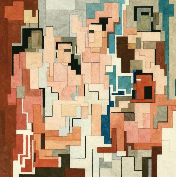 «Авиньонские девицы» – шедевр Пабло Пикассо
